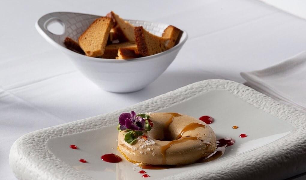 Restaurante con menú degustación en Sevilla